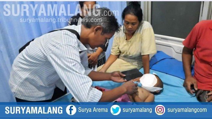 Balita Usia 2 Tahun di Mojokerto Tewas Tercebur ke Dalam Sungai di Depan Rumahnya