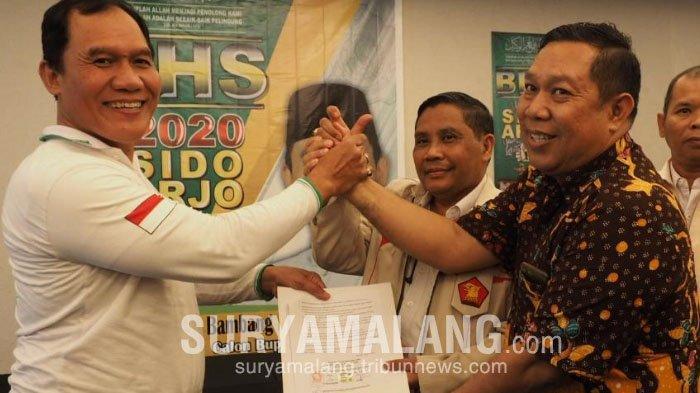 Partai Golkar Ajukan 3 Nama Figur NU Dampingi Bambang Haryo di Pilbup Sidoarjo