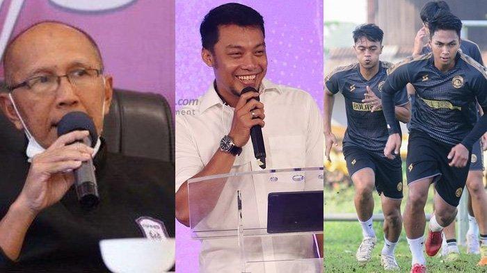 4 Sosok di Rans Cilegon FCDulu Mantan PilarArema FC, Ungkap Kedekatan Jelang Duel Lawan Singo Edan