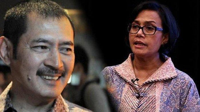 PANIK! Bambang Trihatmojo Kalah dari Sri Mulyani, Pangeran Cendana Harus Bayar ke Negara