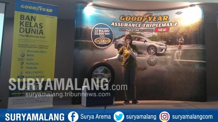 Goodyear Indonesia Mulai Pasarkan Ban Assurance TripleMax 2 Di Jawa Timur