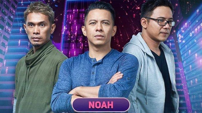 Teka-teki Band Ariel Noah Jarang Manggung dan Tampil di TV, Bukan Sepi Job, Syaratnya di Luar Dugaan