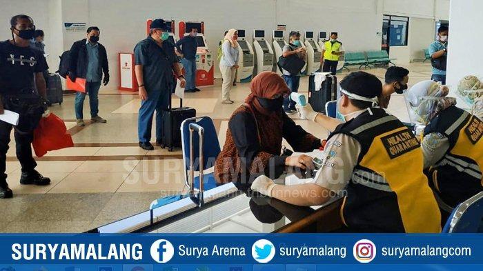 Dishub Jatim Perketat Pengawasan Saat Penerbangan di Juanda meningkat, Penerapan SE Gugus Tugas