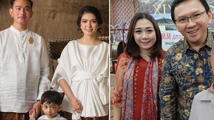 Bandingkan Gaya Puput Nastiti Devi & Selvi Ananda saat Hamil, Istri Ahok Pakai Dress Hitam Terawang