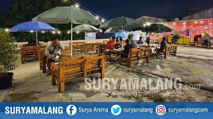 Setiap Hari Jumat Ada Makanan dan Camilan Gratis di Kedai Bangil Bangkit Cafe (BBC), Pasuruan