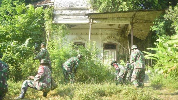 Di Kecamatan Babat Lamongan Ada Bangunan Peninggalan Kolonial Belanda, Dibangun di Era Perang Dunia