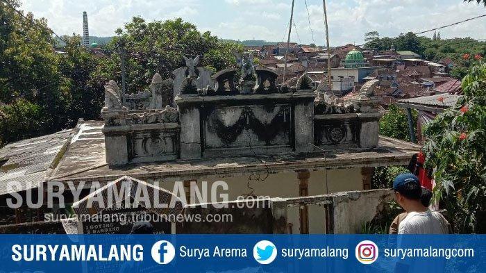 10 Tempat Bersejarah di Kedungkandang, Kota Malang, Ada Bekas Makam Belanda yang Jadi Rumah