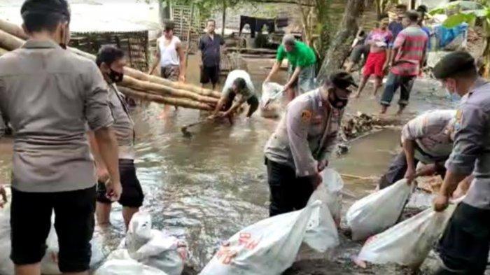Warga Wonodadi Blitar Sebut Banjir Terjadi Setelah Hujan 3 Jam