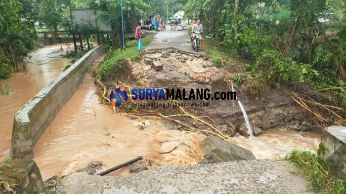 1,542 Rumah Warga di 2 Kecamatan Terdampak Luapan Banjir Bojonegoro