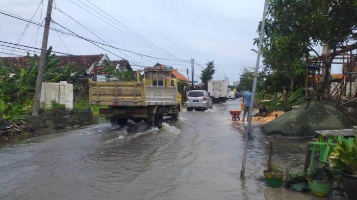 Banjir Lamongan Rendam 3.355 Rumah Penduduk dan 5 Ribu Hektare Lahan Tambak