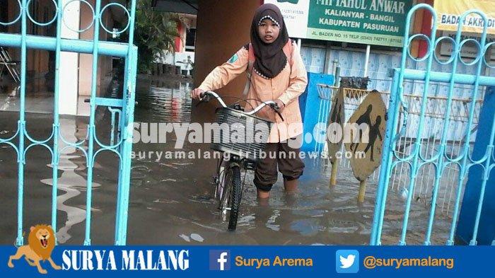 """Waspada Ker! Di Penghujung Tahun, Pasuruan """"Diteror"""" Banjir"""