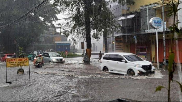 DPRD Sebut Penanganan Banjir di Kota Malang Belum Efektif