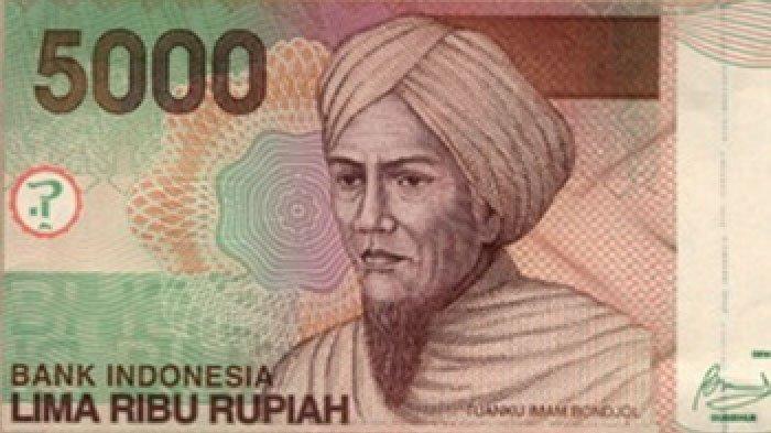 Bank Indonesia menerbitkan uang kertas Rp 5.000 emisi tahun 2001 pada 6 November 2001.