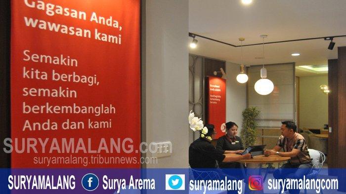 Bank OCBC NISP Hadirkan Kantor Berkonsep Premiun Guest House di Surabaya, Begini Tujuannya