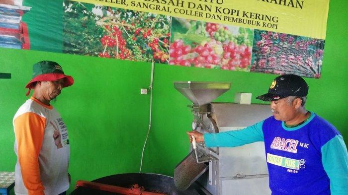 Sekolah Kopi Gandeng Petani Di Kota Batu, Upaya Ubah Pola Pasca Panen Kopi