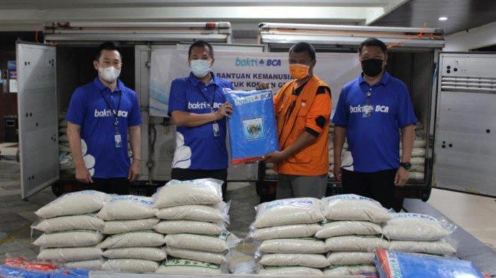 BCA Salurkan Bantuan Kepada Korban Terdampak Gempa Bumi di Kabupaten Malang
