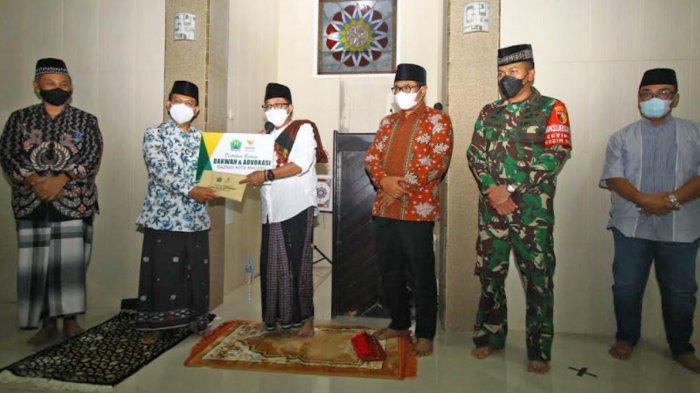 Safari Ramadan 2021, Sutiaji Ingatkan Lagi Pentingnya Jalankan Protokol Kesehatan
