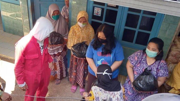 Sejumlah Pengusaha Muda di Malang Beri Bantuan ke Warga saat PPKM Darurat