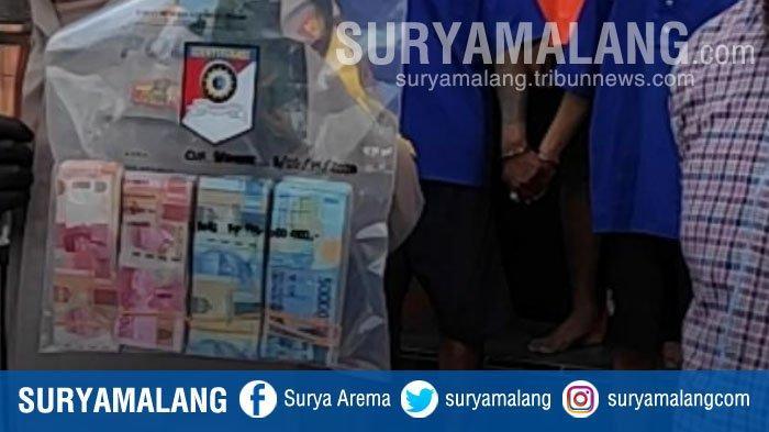Pria Ini Tanpa Susah Payah Bobol Brankas Minimarket Pacitan, Gondol Uang Rp 60 Juta