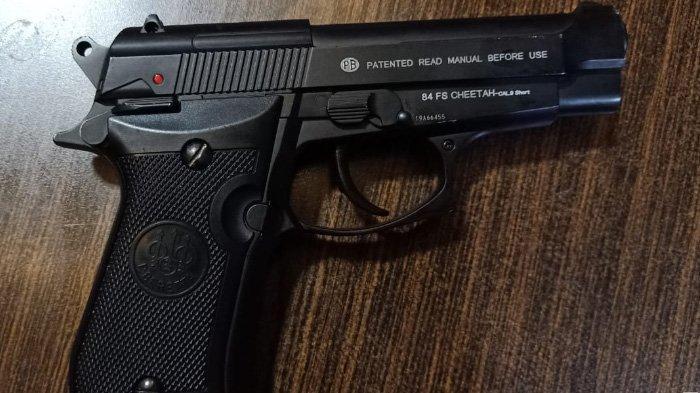 Pegawai Minimarket Gagalkan Perampokan Bersenjata di Surabaya, Pelipis dan Perut Kena Tembak