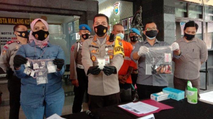Bermula dari Komunitas Drag Race, Slamet Terlibat Peredaran Narkoba di Kota Malang
