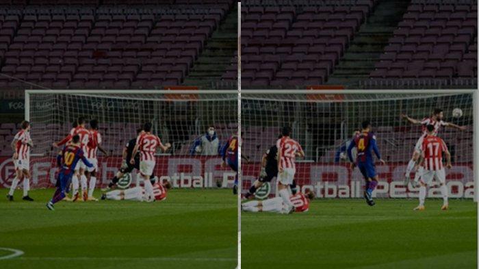 Barcelona Menang, Gol Lionel Messi dan Antoine Griezmann Balaskan Dendam ke Athletic Bilbao
