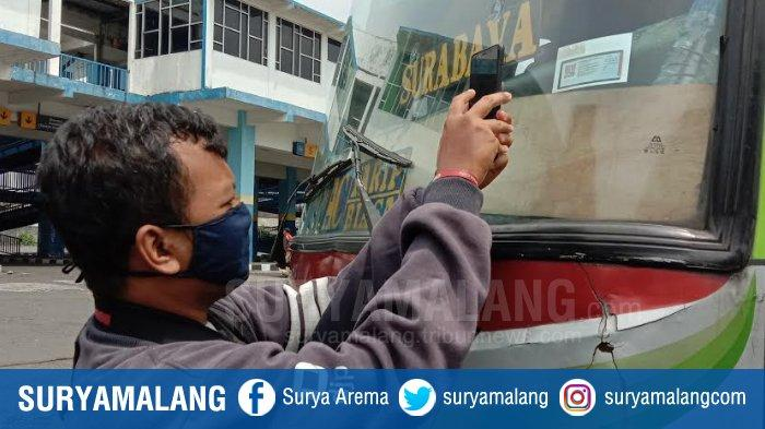 Dishub Kota Malang Terapkan BLU-e, Tinggal Scan QR Code Untuk Lihat Status Lulus Uji KIR Kendaraan