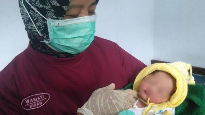 Bayi Perempuan Dibungkus Daun Pisang Ditemukan di Pekarangan Belakang Rumah Warga Blitar