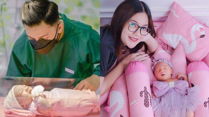 Potret Bayi Nella Kharisma Secantik Ibunya, Dory Harsa Dandani Putrinya Bak Artis India: Ayu Tenan