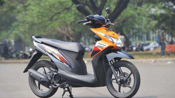 Ternyata, Honda Beat Bikinan Indonesia Dijual dengan Harga Segini di Filipina
