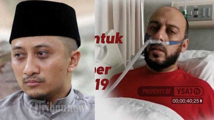 Beda Gejala Covid-19 yang Dialami Syekh Ali Jaber, AA Gym & Yusuf Mansur: Pusing & Pakai Alat Bantu