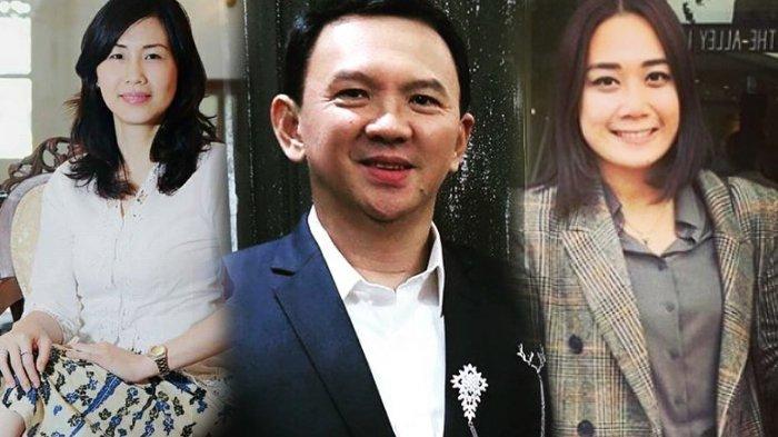 Potret Akrab Puput & Veronica Tan Sebelum Jadi 'Musuh', Ahok Sampai Jawab Isu Selingkuh Sama Istri