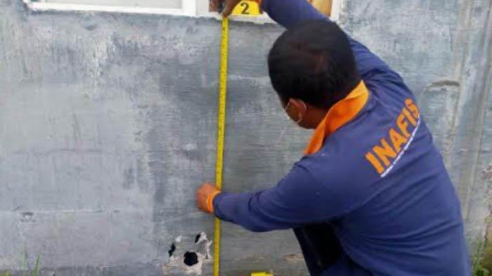 Maling Motor Lempar Bondet ke Arah Polisi saat Dikejar di Karangploso Malang