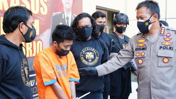 Rekam Jejak Begal Sadis Pimpinan Roni di Sidoarjo, Surabaya, dan Madura