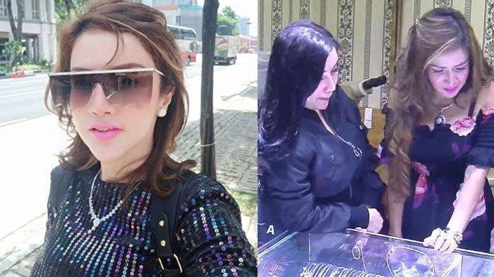 Begini Kondisi Toko Berlian Barbie Kumalasari di Pasar, Dagang Berlian Ratusan Juta di Ruko Sempit