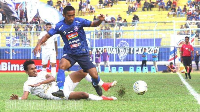 Riwayat Pertemuan Arema FC dan PSS Sleman Tidak Pernah Imbang, Simak Head to Head Berikut Ini