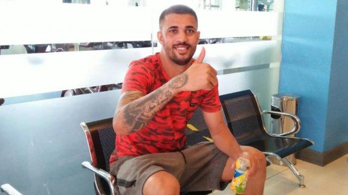 Alasan Caio Ruan Hijrah dari Arema FC ke Persipura Jayapura di Musim 2021