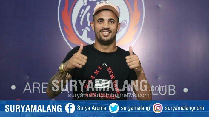 Ucapan Perpisahan Caio Ruan untuk Arema FC dan Aremania