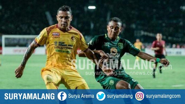 Sriwijaya FC Kalah 0-3 dari PSMS, Beto Bingung Beri Penjelasan kepada Anak dan Istri