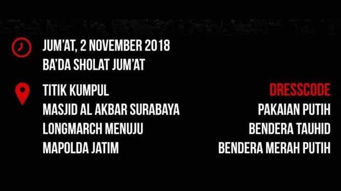 Kapolda Jatim Apresiasi Pembatalan Rencana Aksi Massa 211 di Surabaya