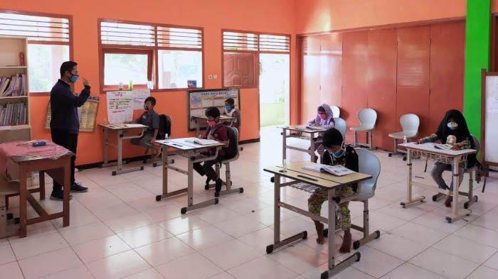 Wacana Sekolah Tatap Muka, Satgas Covid-19 Jawa Timur : Harus Ada Prakondisi Protokol Kesehatan
