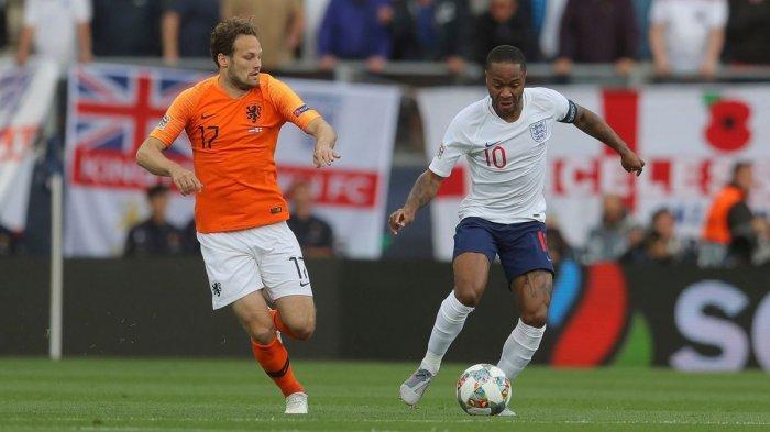 Hasil Skor Belanda VS Inggris 3-1, Tim Oranye Melaju ke Final UEFA Nations League Menantang Portugal