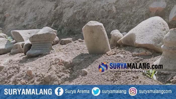 Pemerintah Desa Jerukwangi, Kandangan, Kabupaten Kediri, Sebut Pernah Juga Ditemukan Arca