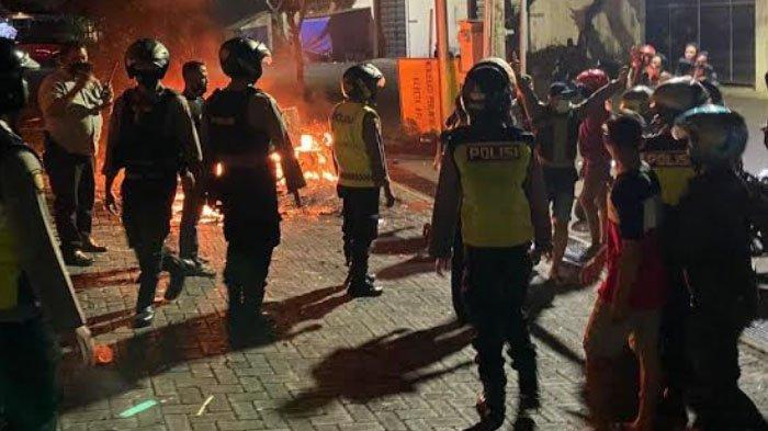 Update Bentrokan Kelompok Perguruan Silat Vs Penjaga Ruko di Surabaya, 7 Orang Jadi Tersangka