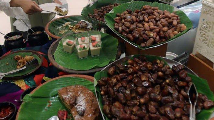 Beragam Menu Iftar Olahan Kurma Bertema Rindu Men-Jamoo di Shangri-La Hotel Surabaya