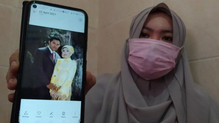 Kisah Keluarga Awak Kapal Selam KRI Nanggala 402, Istri Serda Guntur Ungkap Firasat Saat Berangkat
