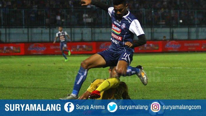 Petualangan Rivaldi Bauwo di Klub Jatim, dari Arema FC sampai Jadi Incaran Persik Kediri