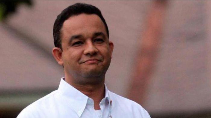 Gara-Gara 'Pribumi', Sehari Jadi Gubernur DKI, Anies Baswedan Dilaporkan ke Polisi