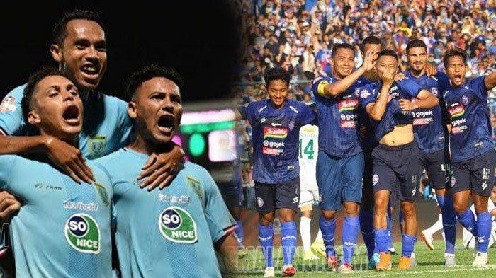 BERITA AREMA POPULER Hari Ini, Prediksi Susunan Pemain & Riwayat Head to Head Persela VS Arema FC