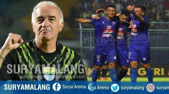 Mario Gomez Mundur, Arema FC Rugi